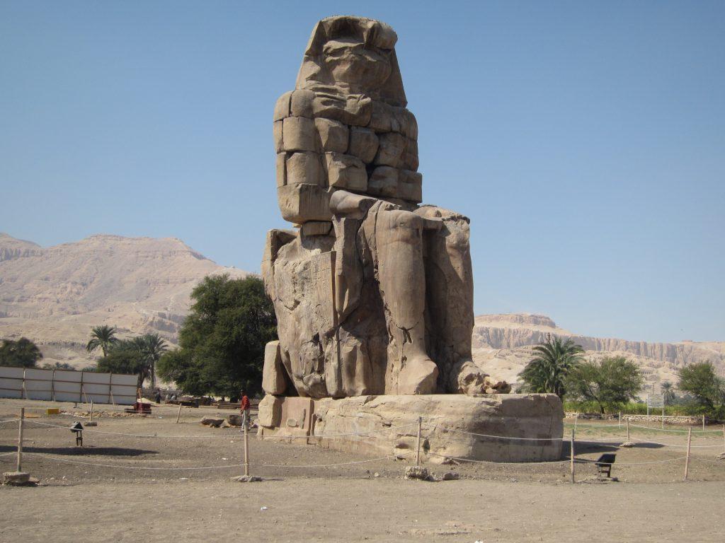 Ferie i Egypten