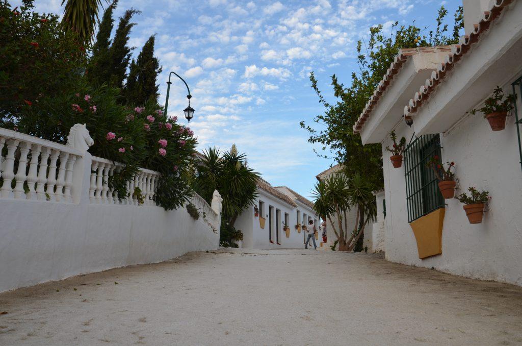 Sommer i Spanien