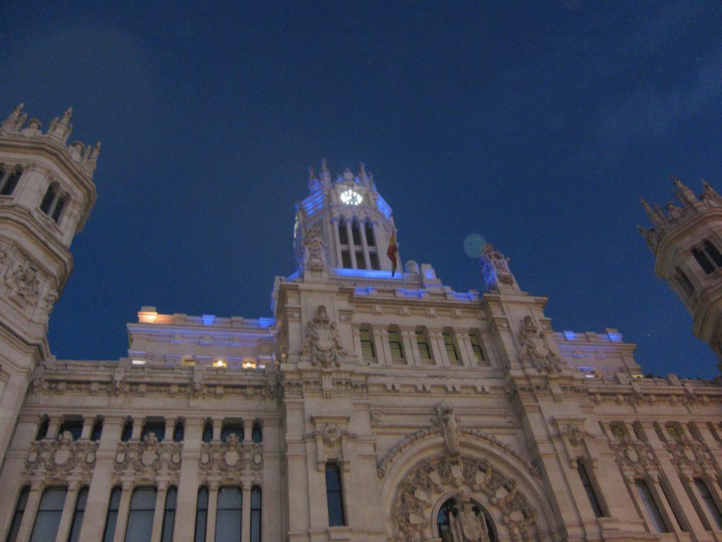 Kollegatur i Madrid
