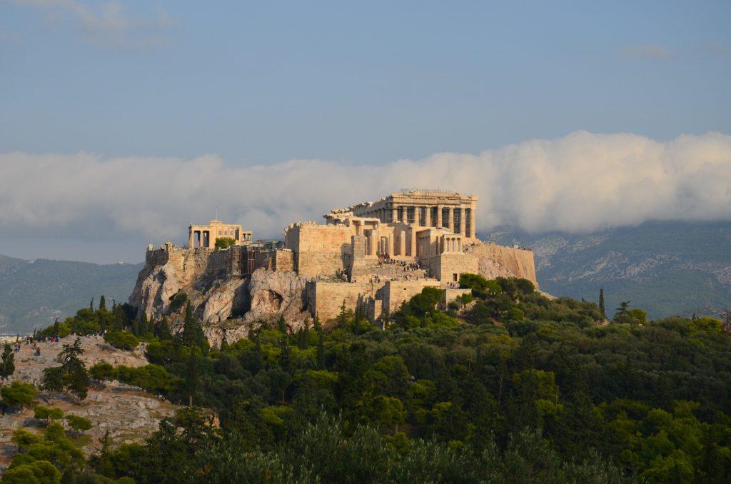 Kollegatur til Athen