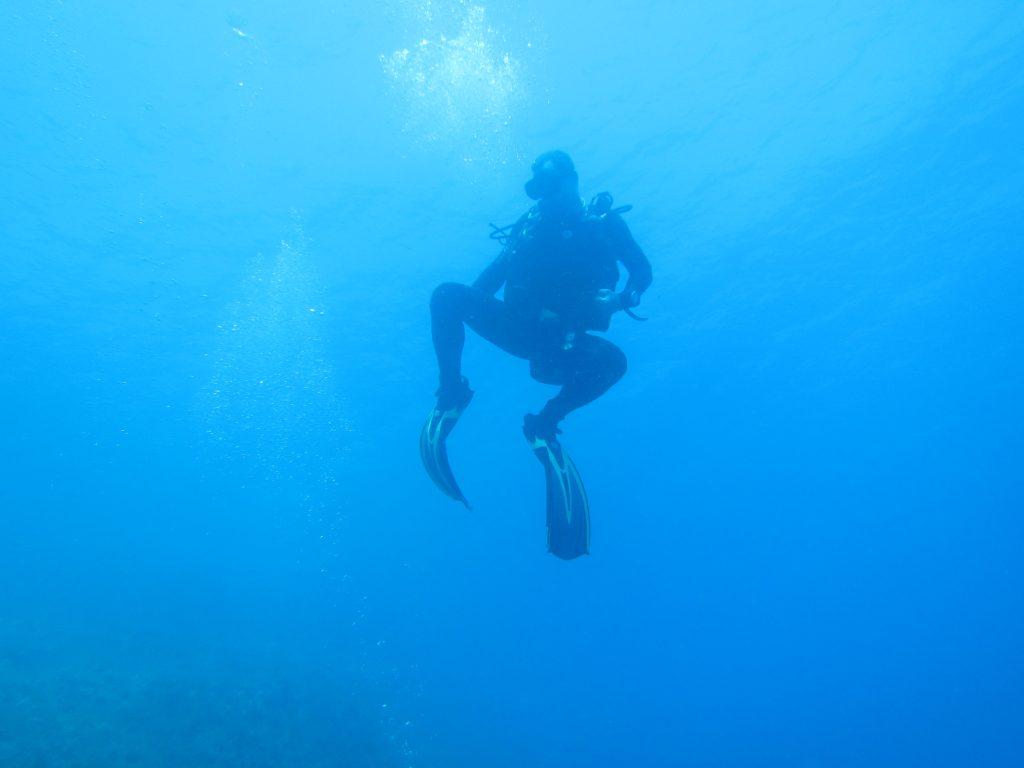 Dykkertur på Malta